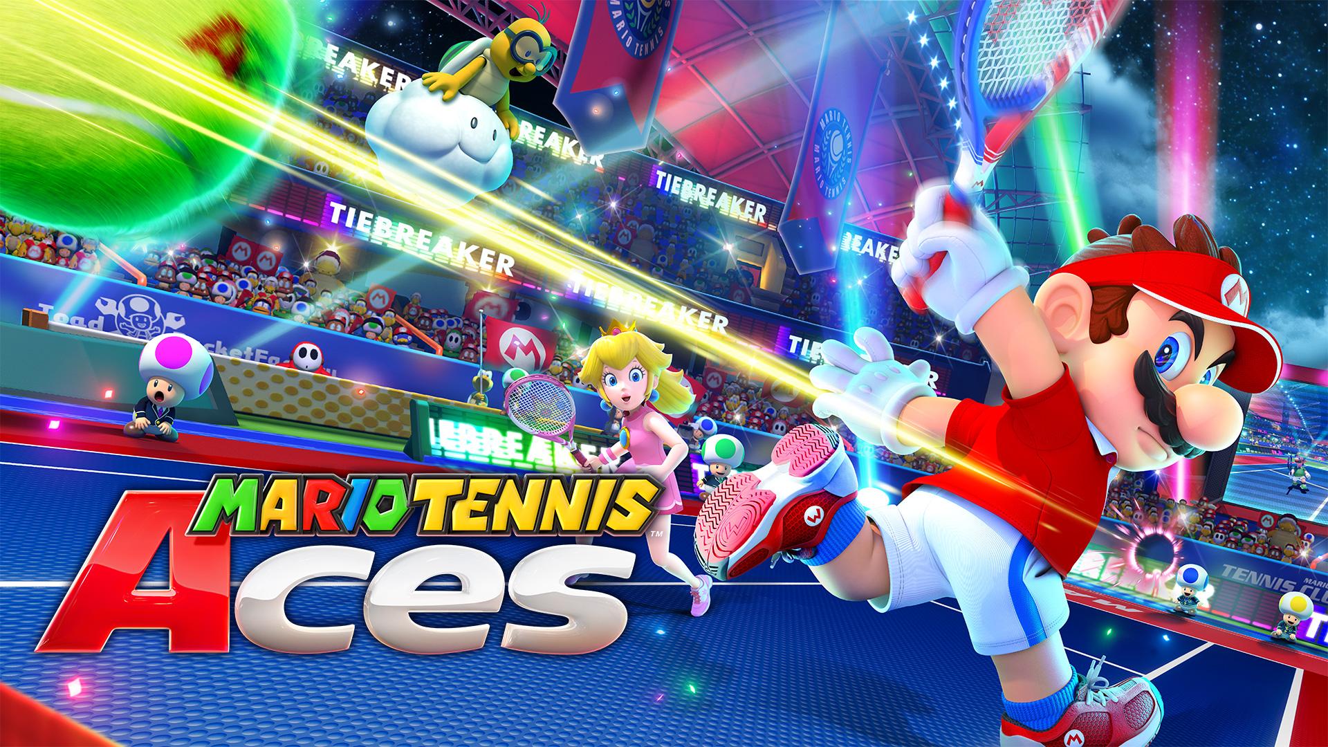 Mario Tennis™ Aces/Nintendo Switch/eShop Download