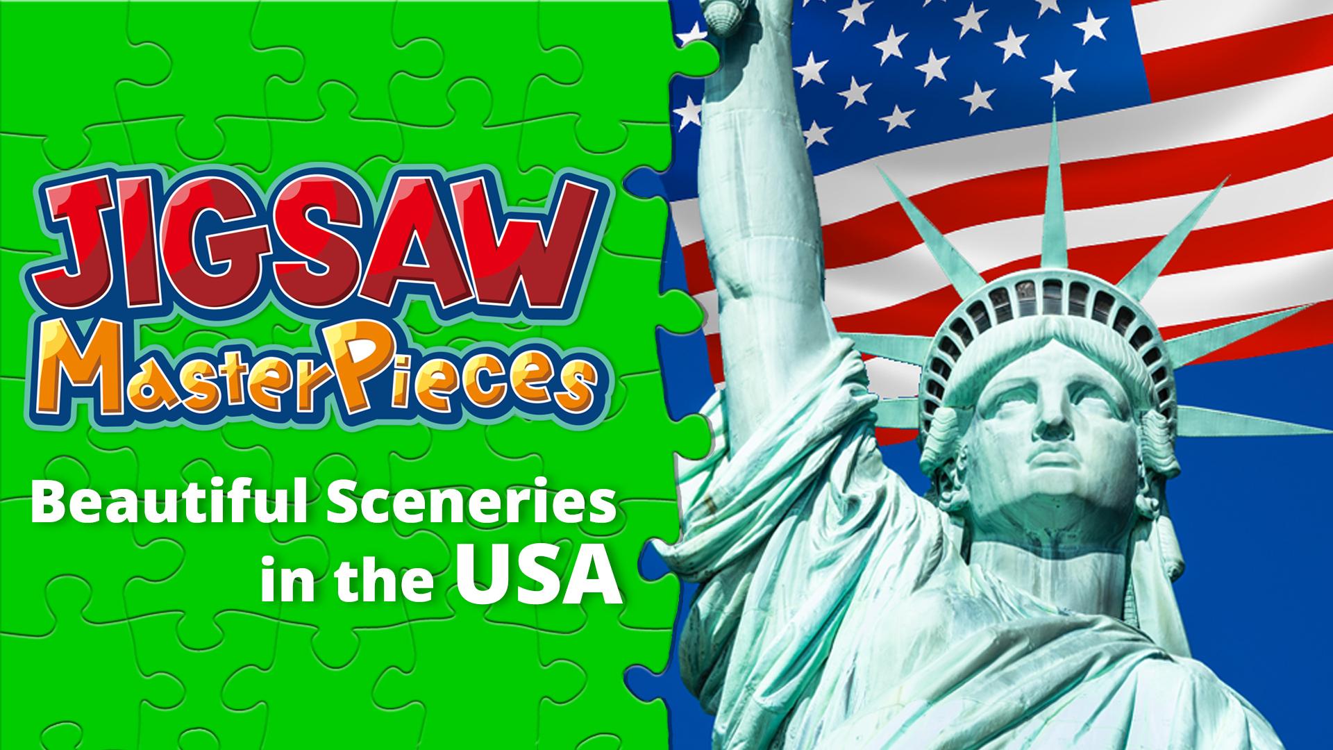 Beautiful Sceneries in the USA