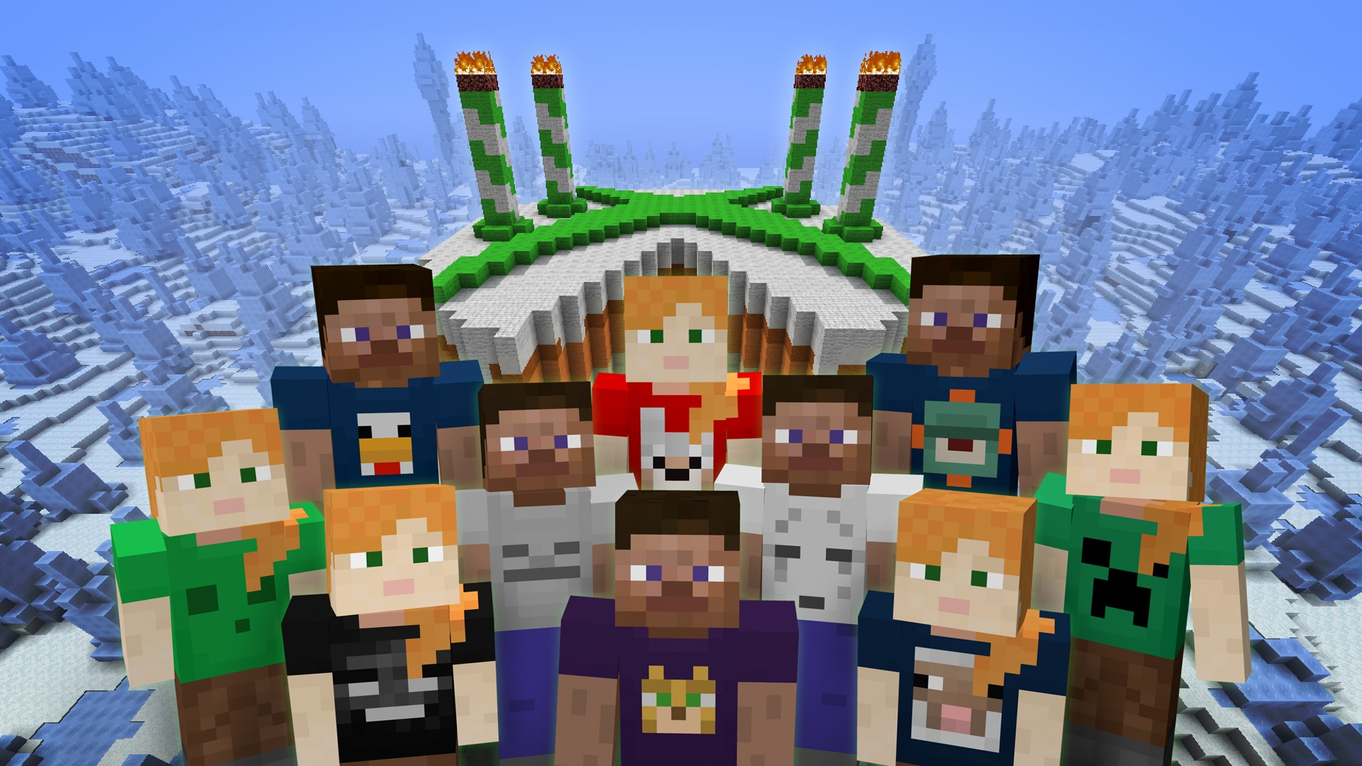 2nd Birthday Skin Pack