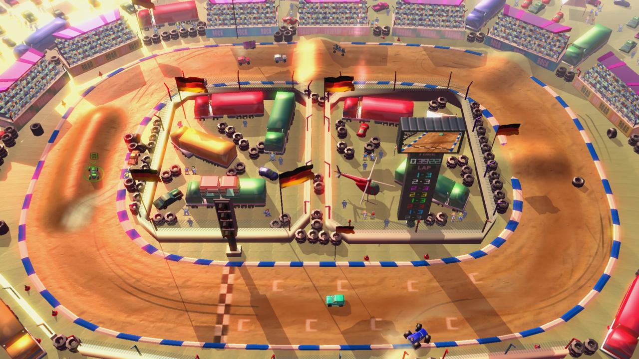 Rock 'N Racing Bundle Off Road & Grand Prix