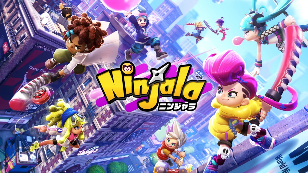 Nintendo Switch|ダウンロード購入|ニンジャラ