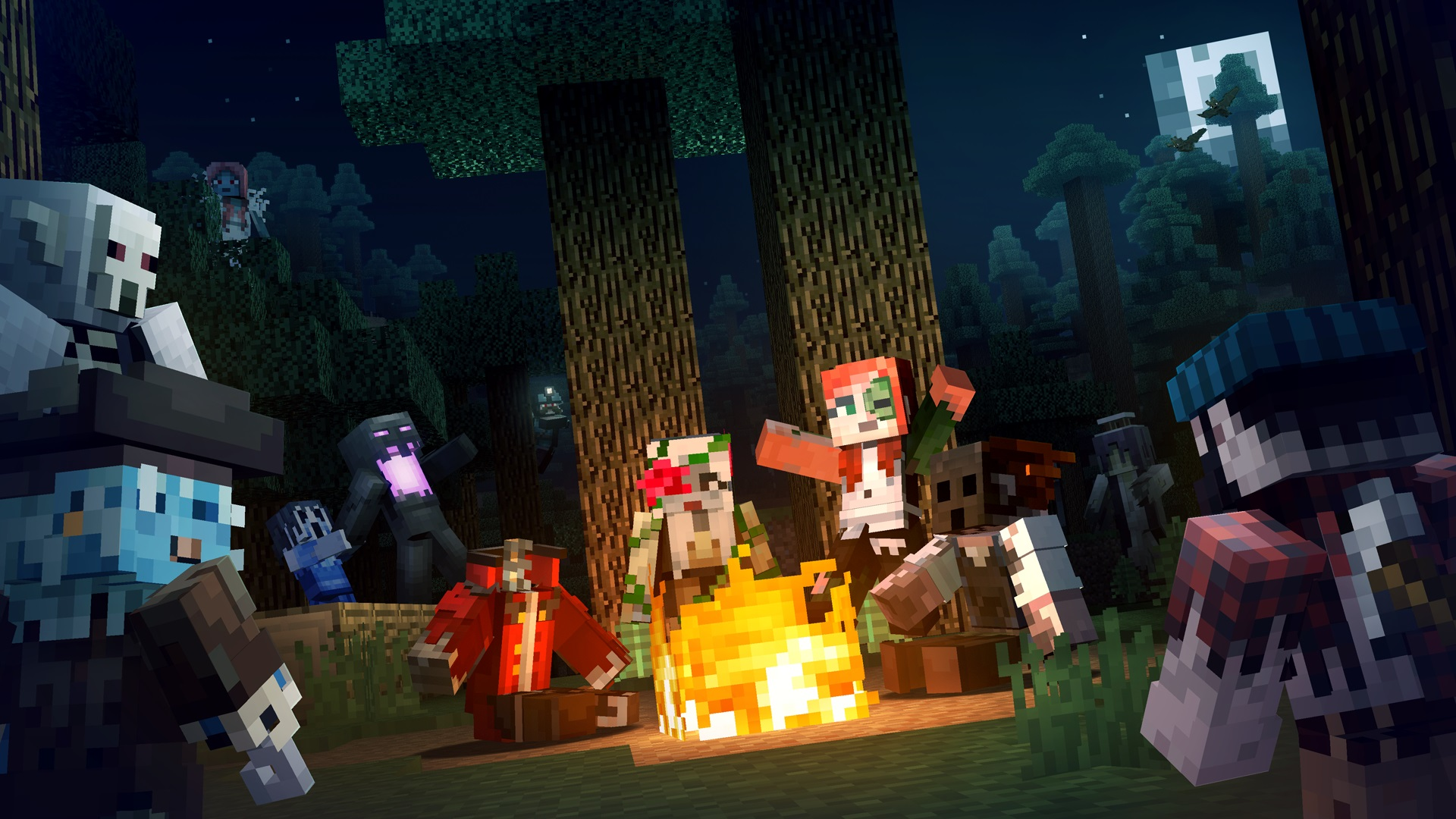 Campfire Tales Skin Pack