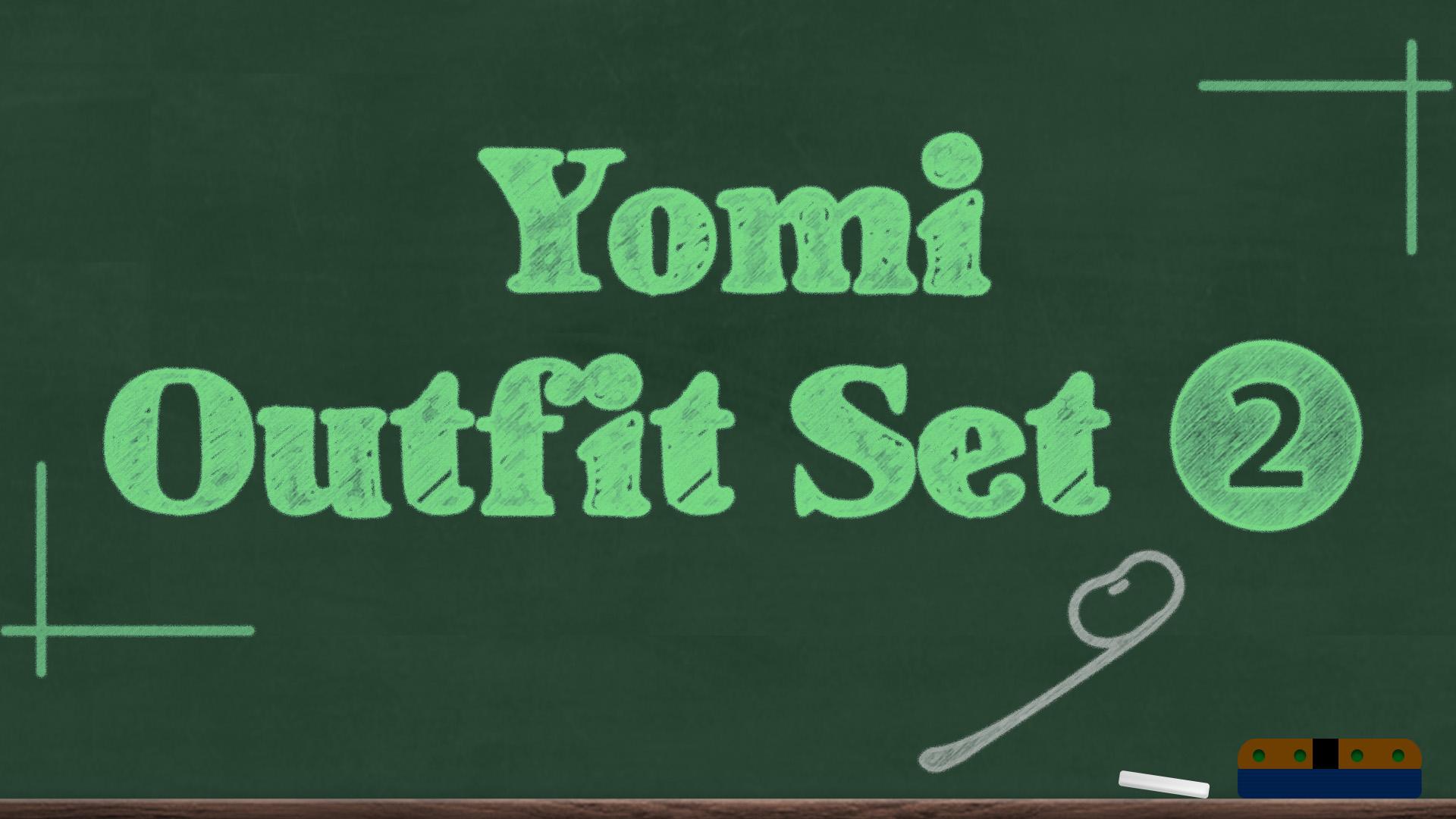 Yomi Outfit Set 2