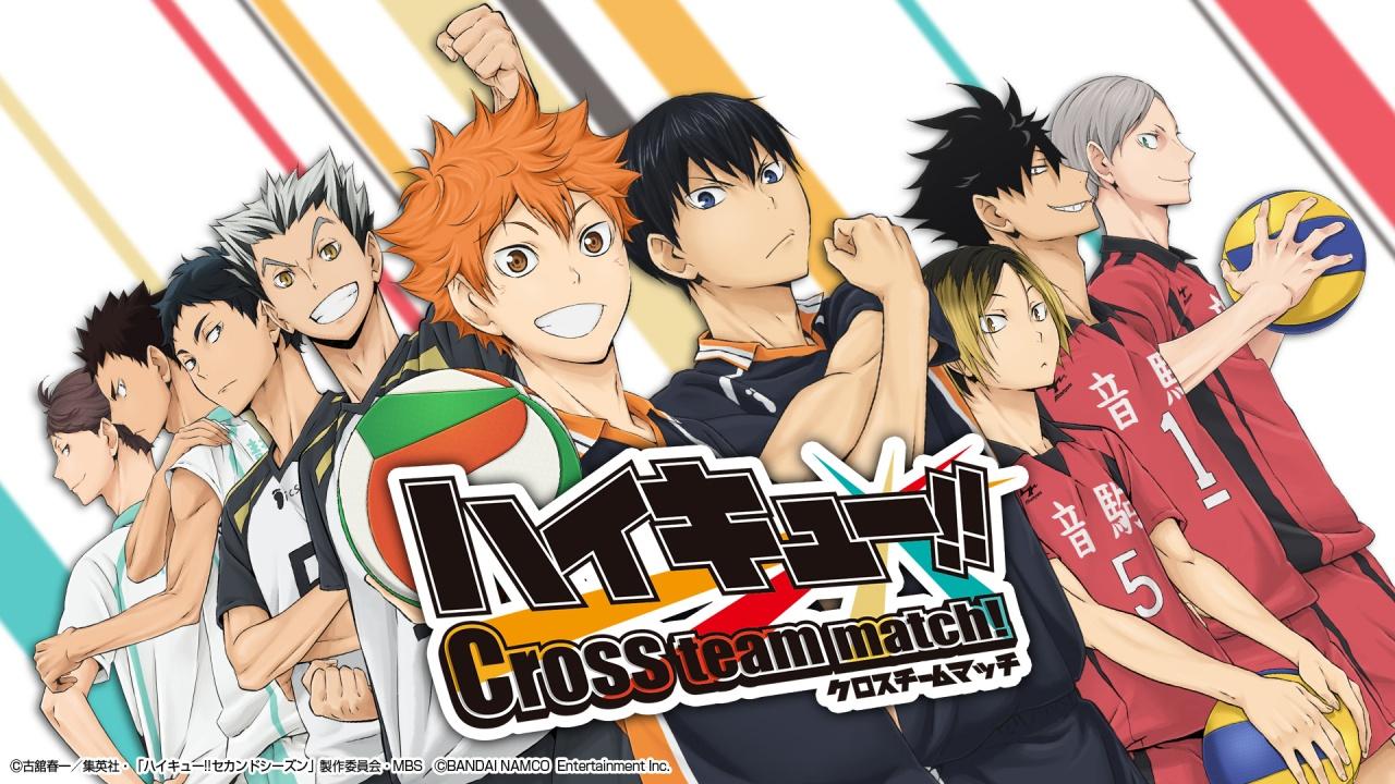 ハイキュー Cross Team Match ニンテンドー3ds 任天堂