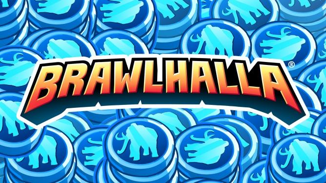Blue Mammoth Coins/BRAWLHALLA/Nintendo Switch/Nintendo
