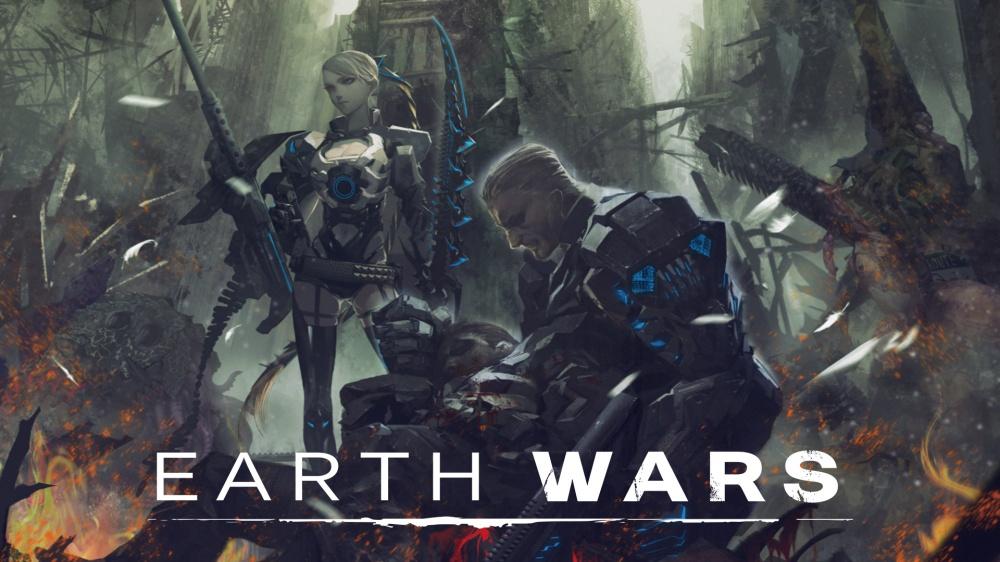 ニンテンドースイッチ:EARTH WARS