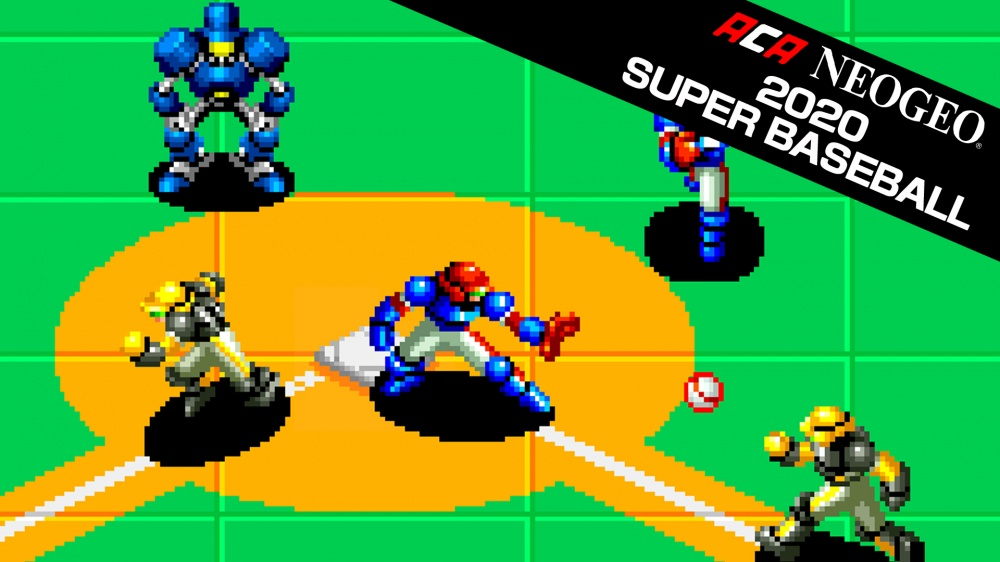 Pc Baseball Games 2020.Aca Neogeo 2020 Super Baseball Nintendo Switch Eshop Download