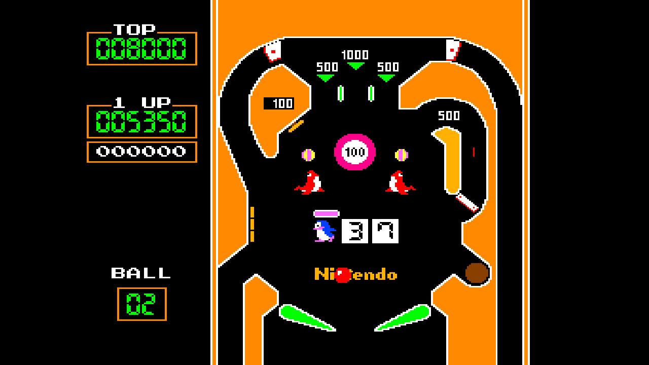 Arcade Archives Pinball