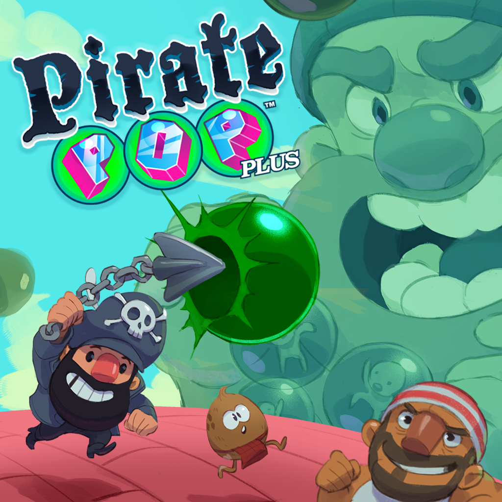 Pirate Pop Plus/Nintendo Switch/eShop Download