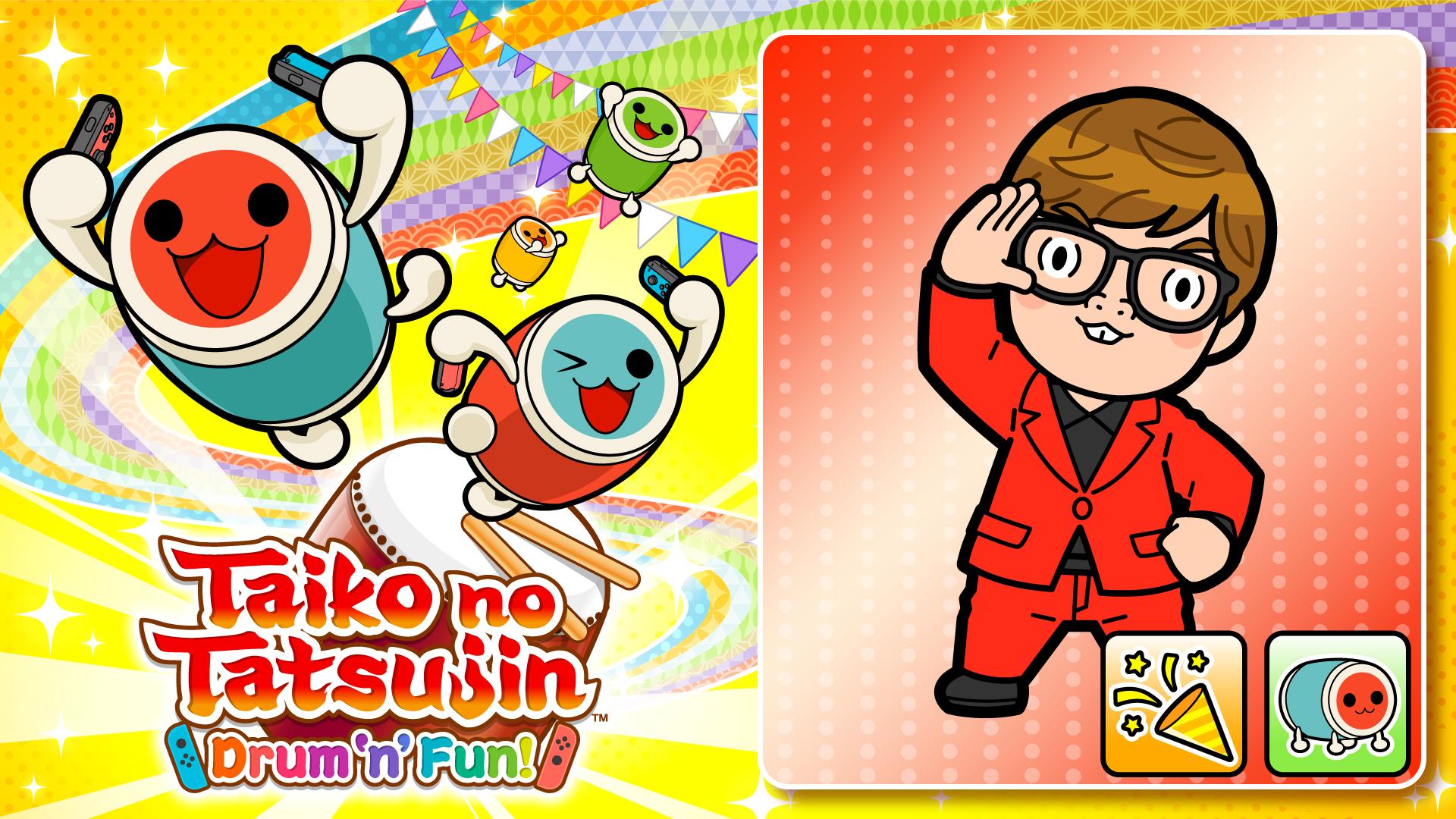Taiko no Tatsujin: Drum 'n' Fun! HIKAKIN Pack