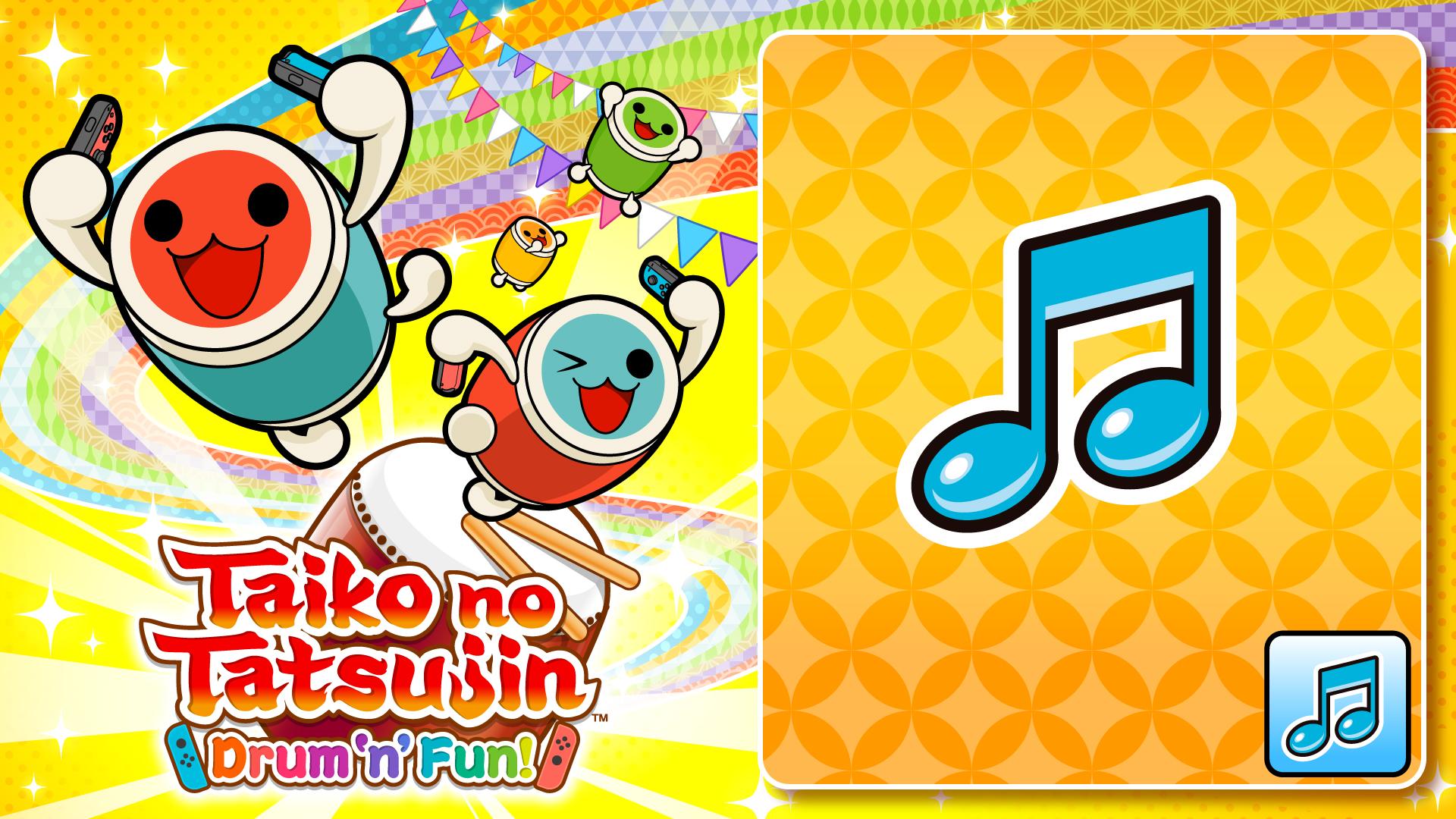 Taiko no Tatsujin: Drum 'n' Fun! Butter‐Fly