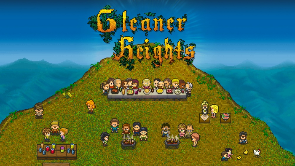 Gleaner Heights Cover