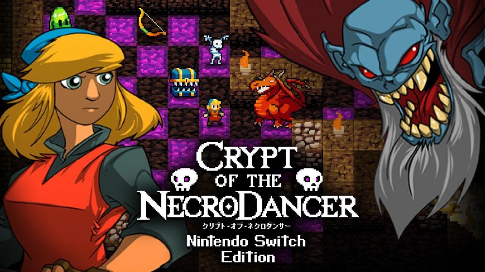 ニンテンドースイッチ:クリプト・オブ・ネクロダンサー:Nintendo Switch Edition