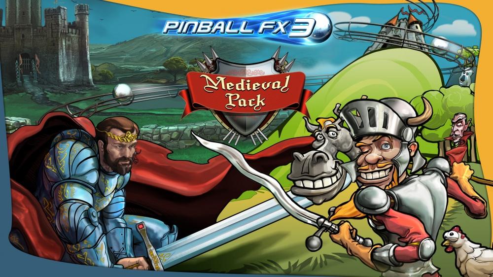 Pinball FX3 - Medieval Pack/Pinball FX3/Nintendo Switch/Nintendo