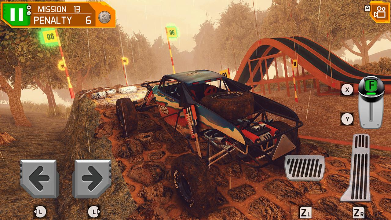 4x4 Dirt Track