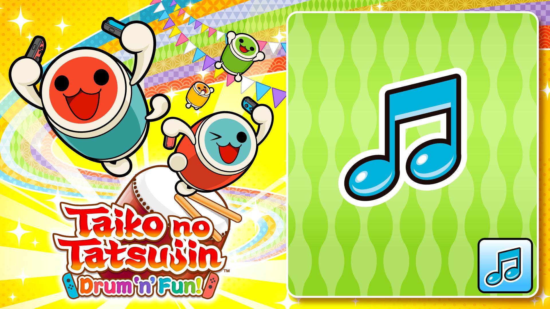 Taiko no Tatsujin: Drum 'n' Fun! HYPNOSISMIC -Division Battle Anthem-