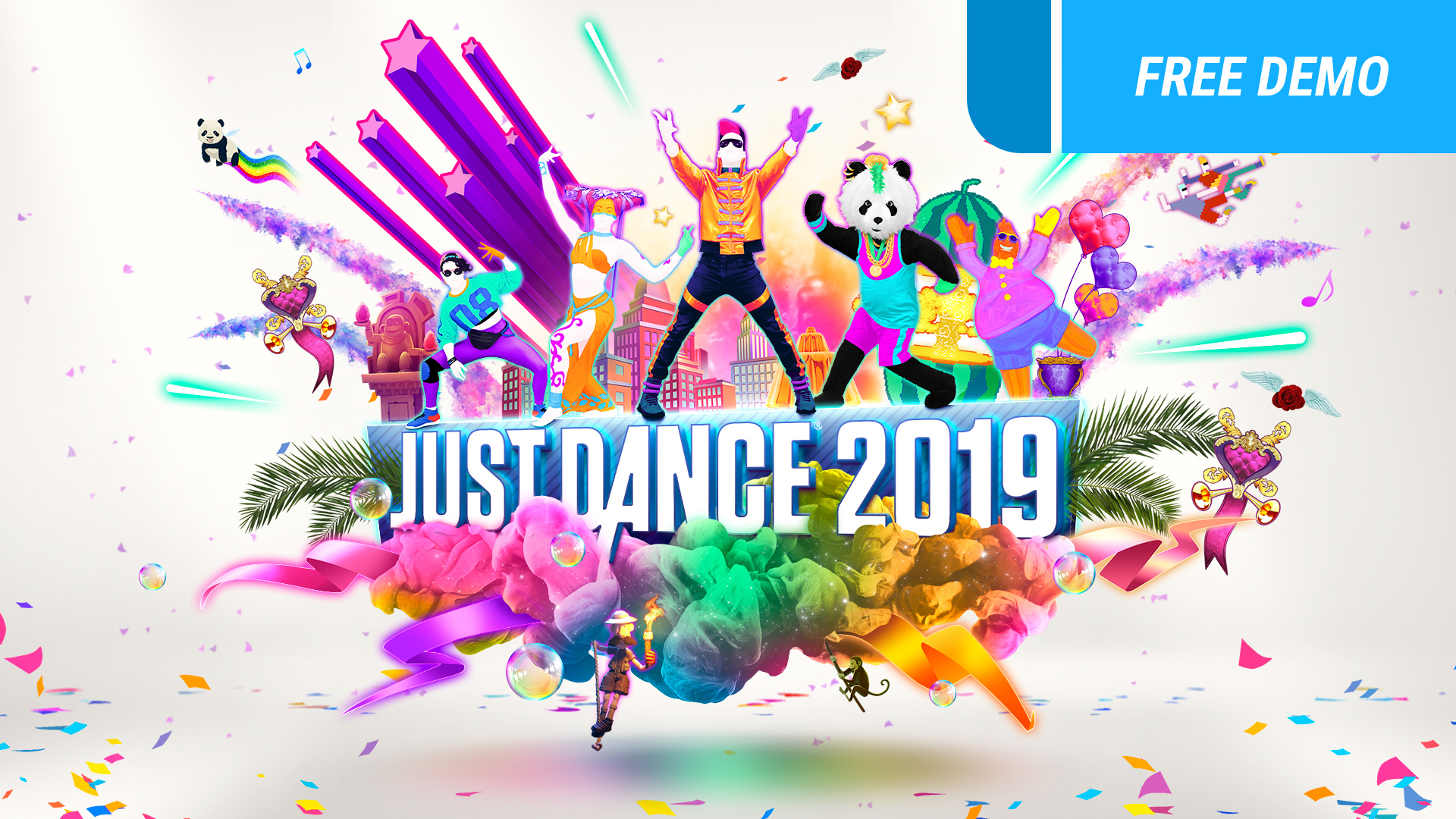 Just Dance Unlimited/Just Dance® 2019/Nintendo Switch/Nintendo