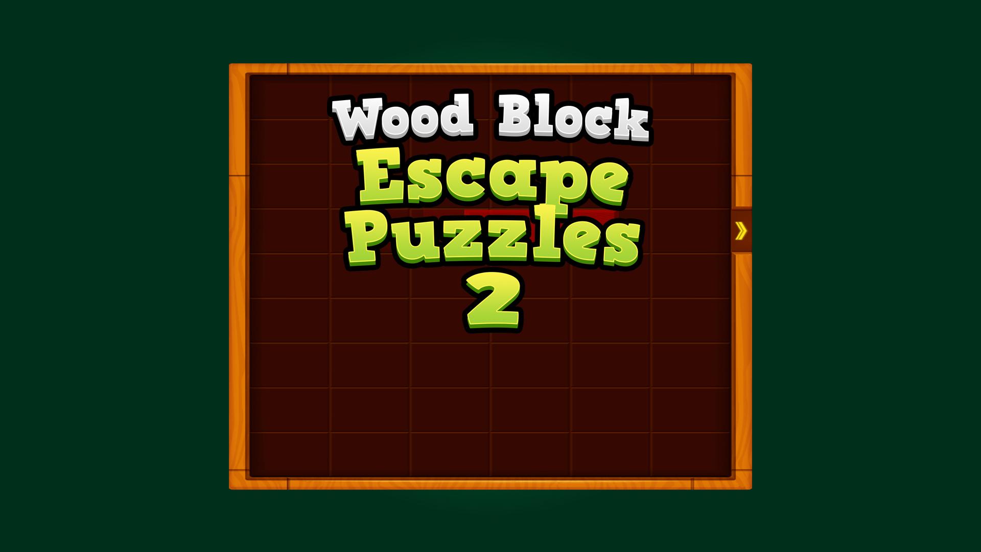 Wood Block Escape Puzzles 2