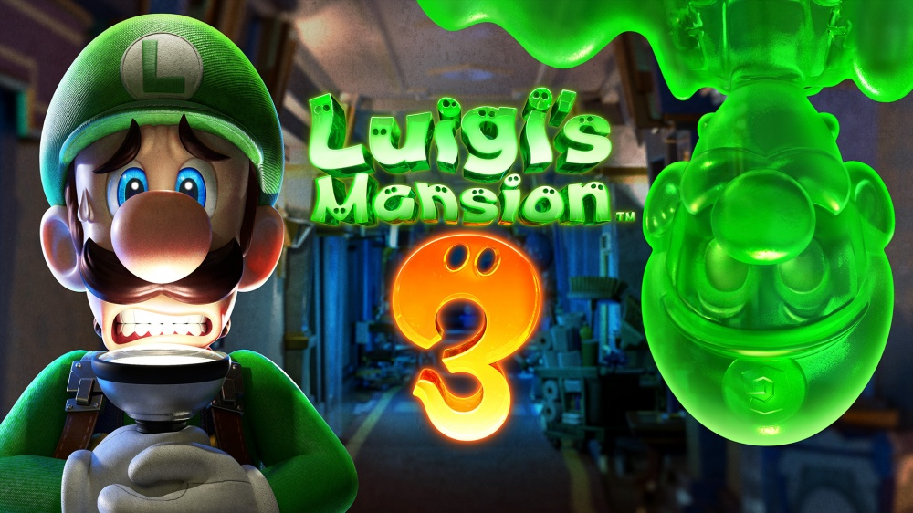 Luigi S Mansion 3 Nintendo Switch Eshop Download