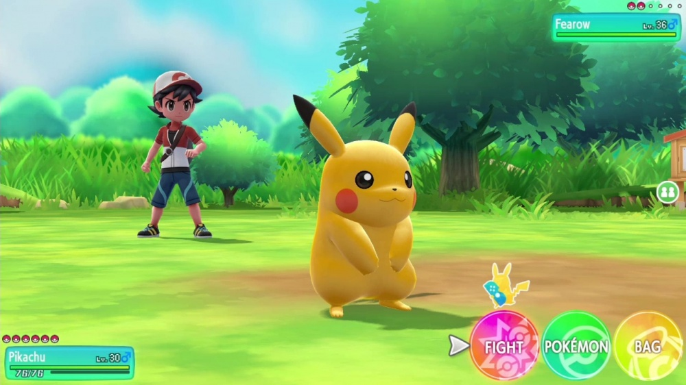 Pokémon: Let's Go, Pikachu!/Nintendo Switch/eShop Download