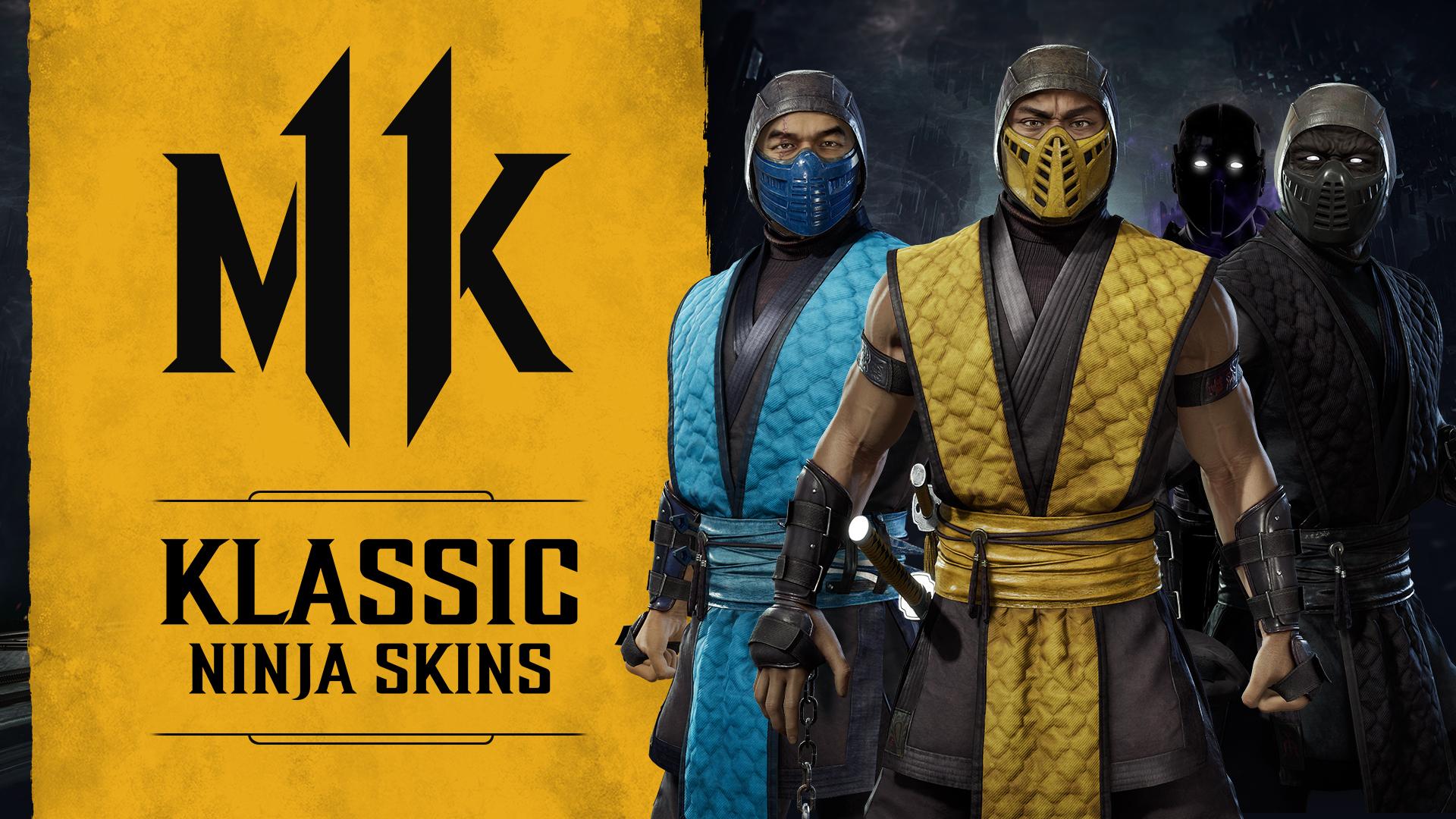 Klassic Arcade Ninja Skin Pack 1 Nintendo Switch Nintendo