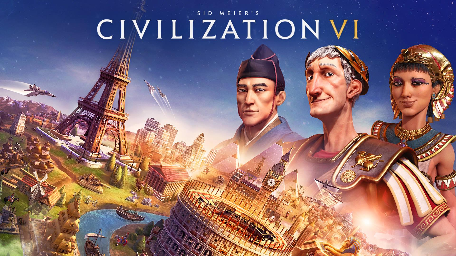 Civilization 6 release date xbox one