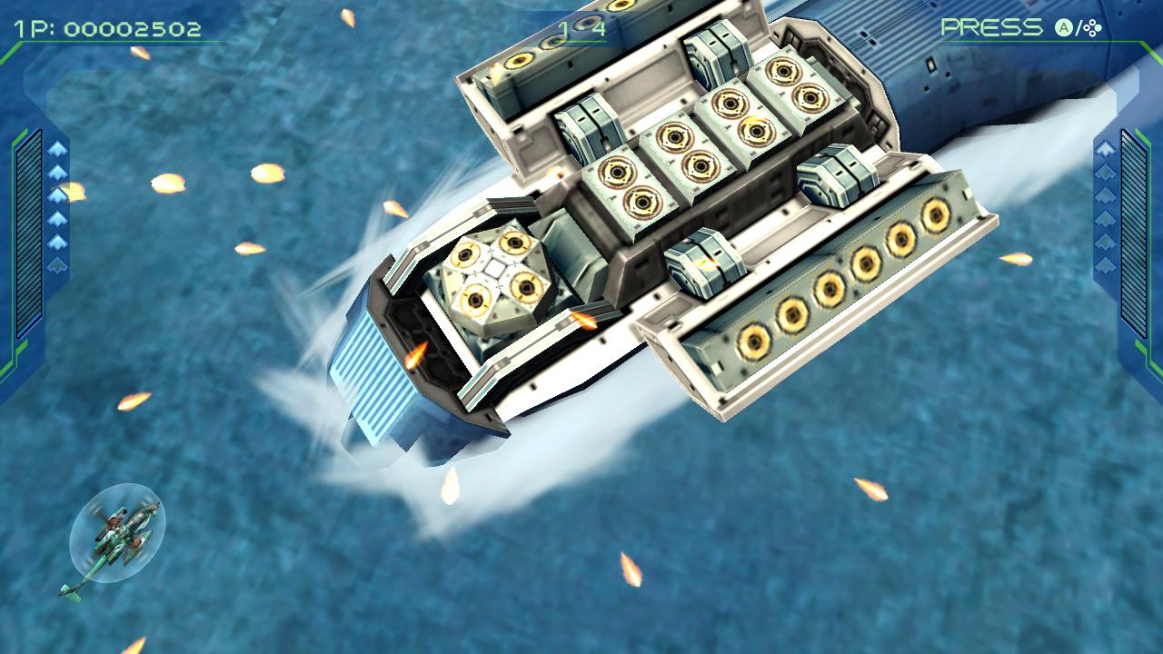 ZERO GUNNER 2- for Nintendo Switch