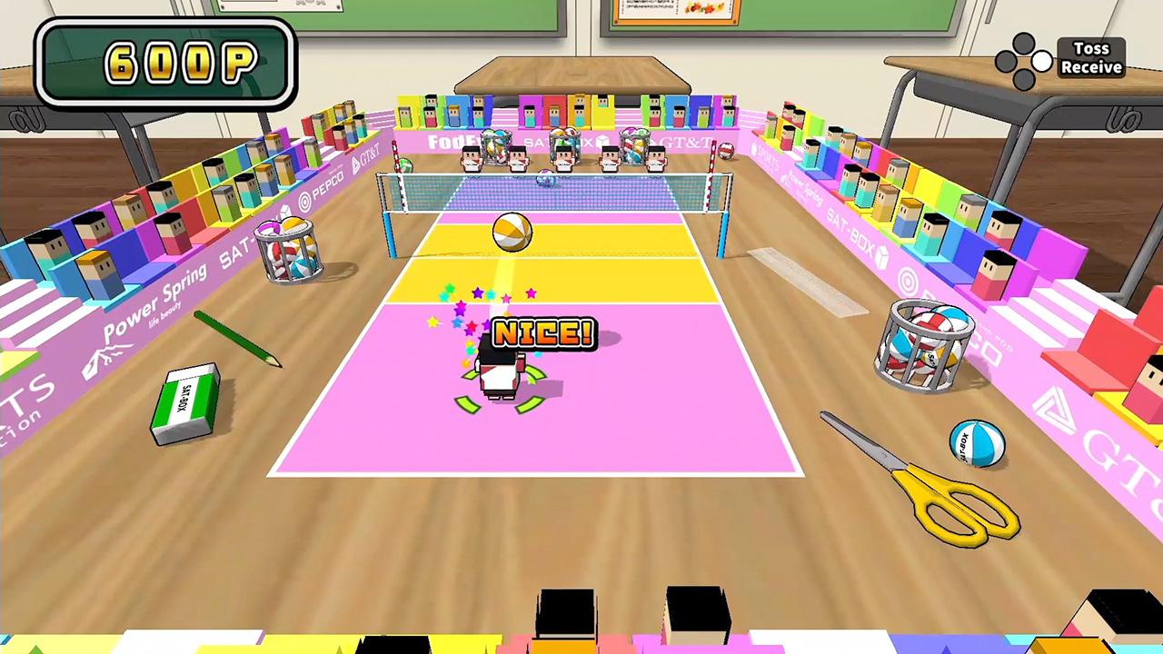 Sports Head Volleyballgamefort