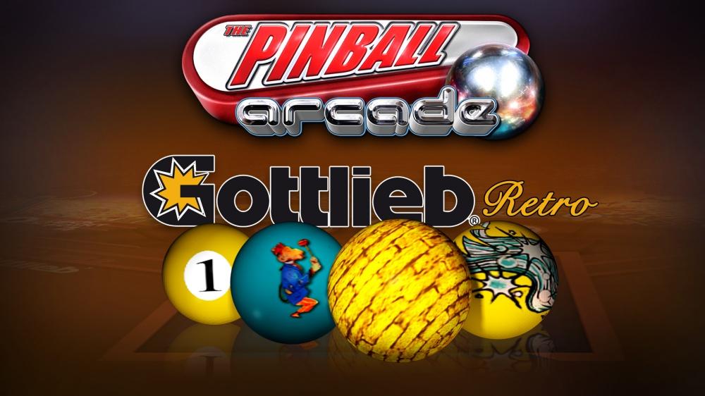 Gottlieb Retro Ball Pack/The Pinball Arcade/Nintendo Switch/Nintendo