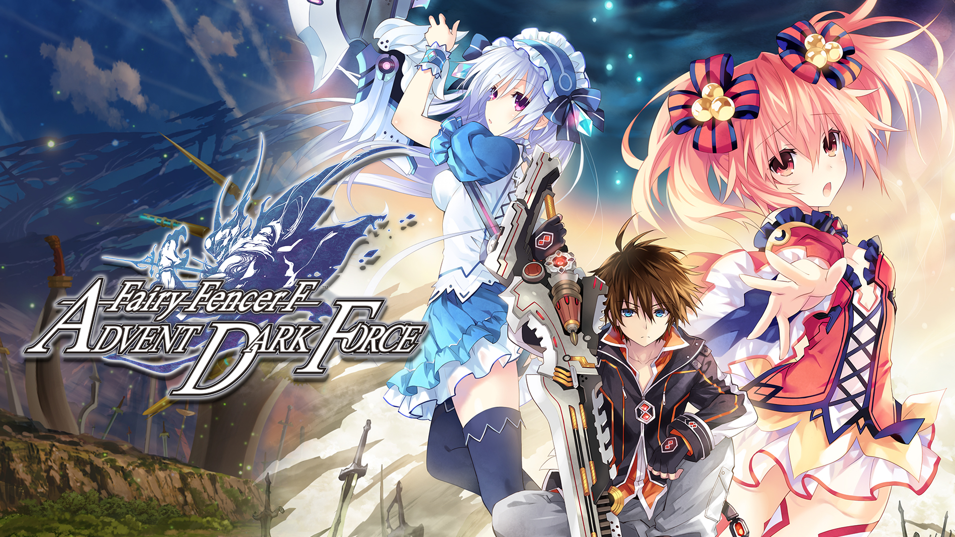 Fairy Fencer F™: Advent Dark Force