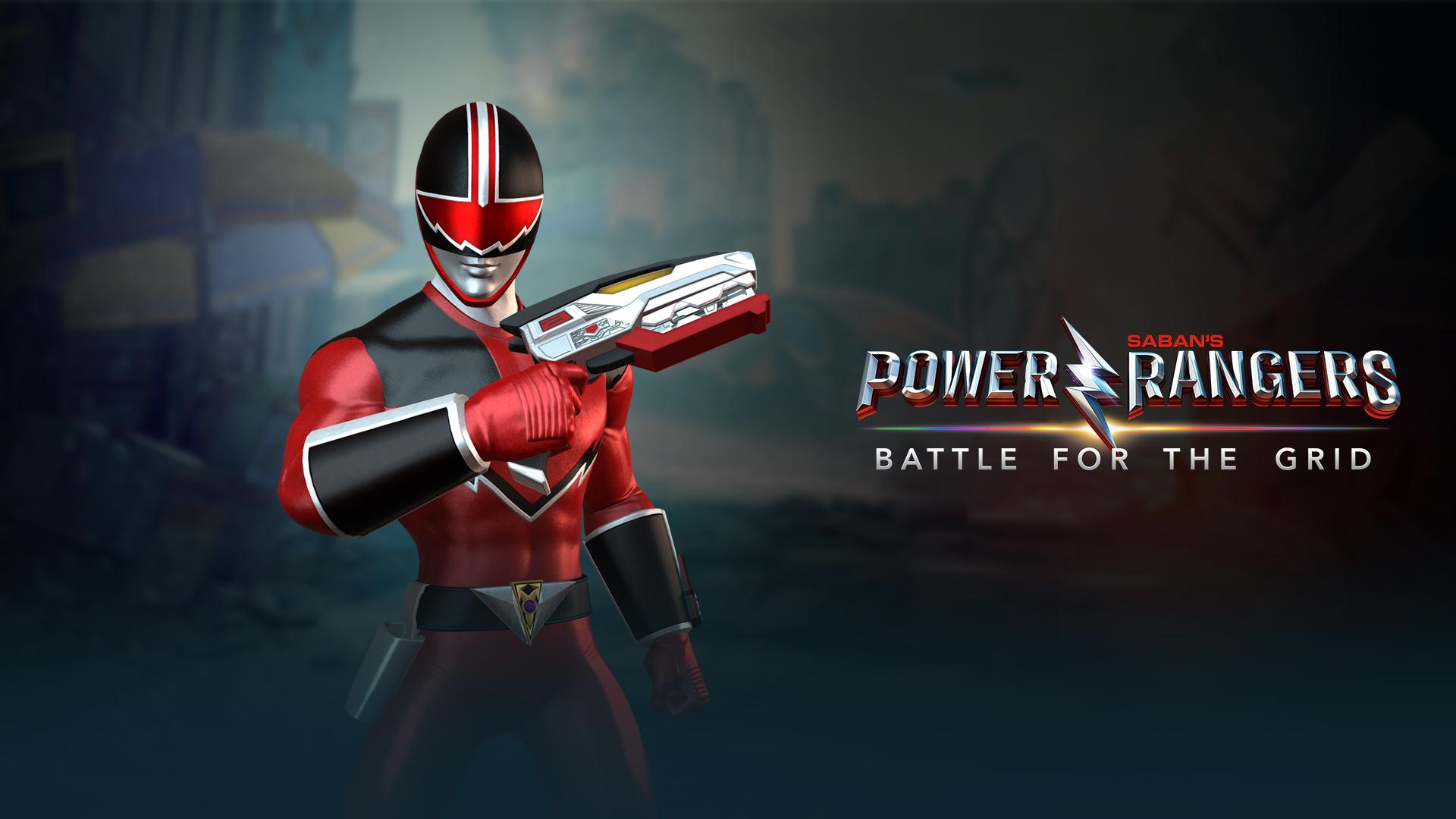 Power Rangers Battle For The Grid Nintendo Switch Eshop Download
