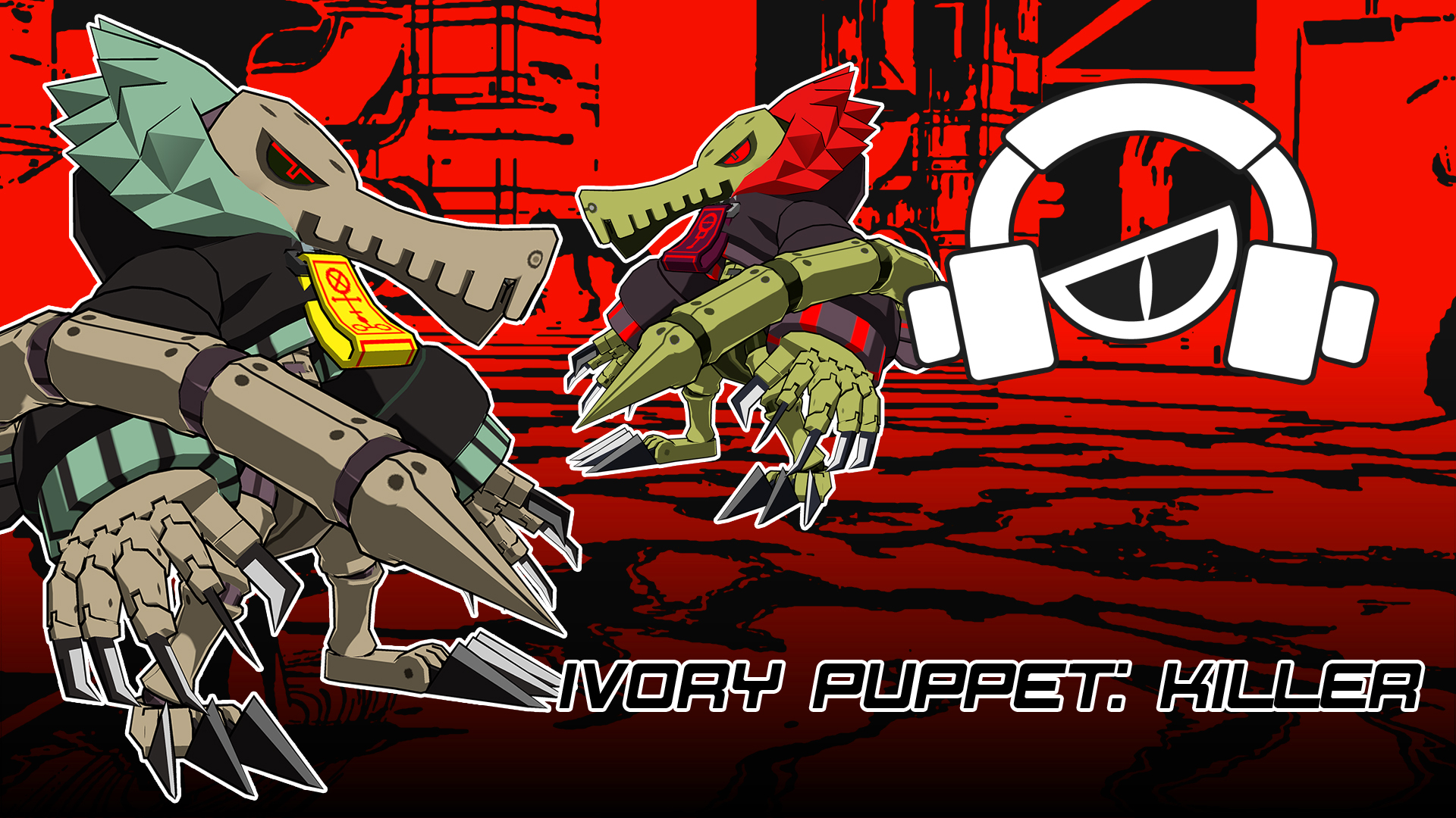 Ivory Puppet: Killer outfit for Latch
