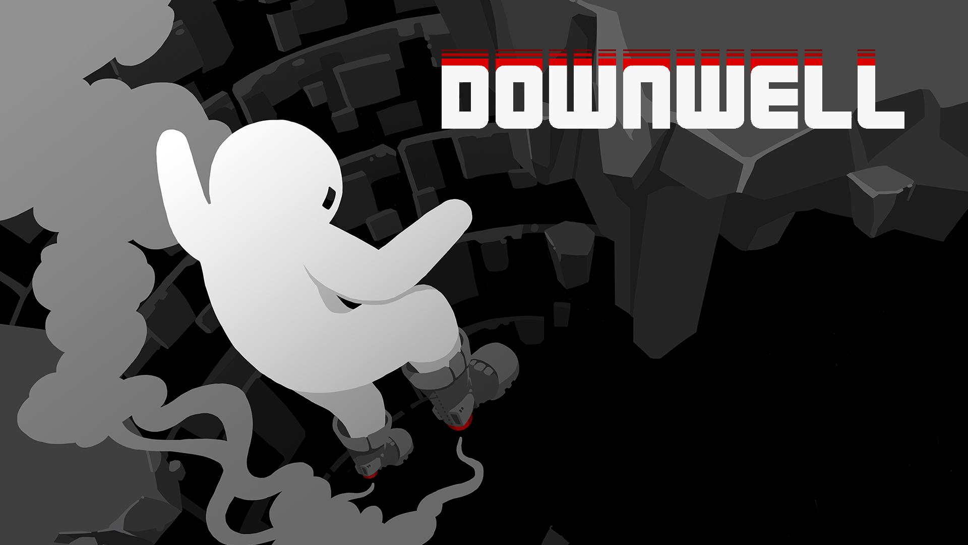 Nintendo Switch|ダウンロード購入|Downwell