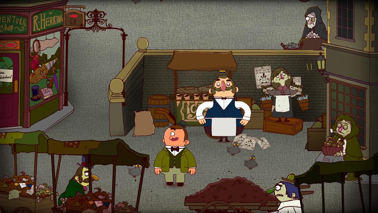Adventures of Bertram Fiddle Episode 2: A Bleaker Predicklement