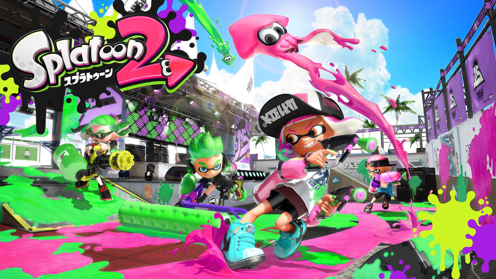 追加コンテンツ一覧 スプラトゥーン2 Nintendo Switchソフト 任天堂