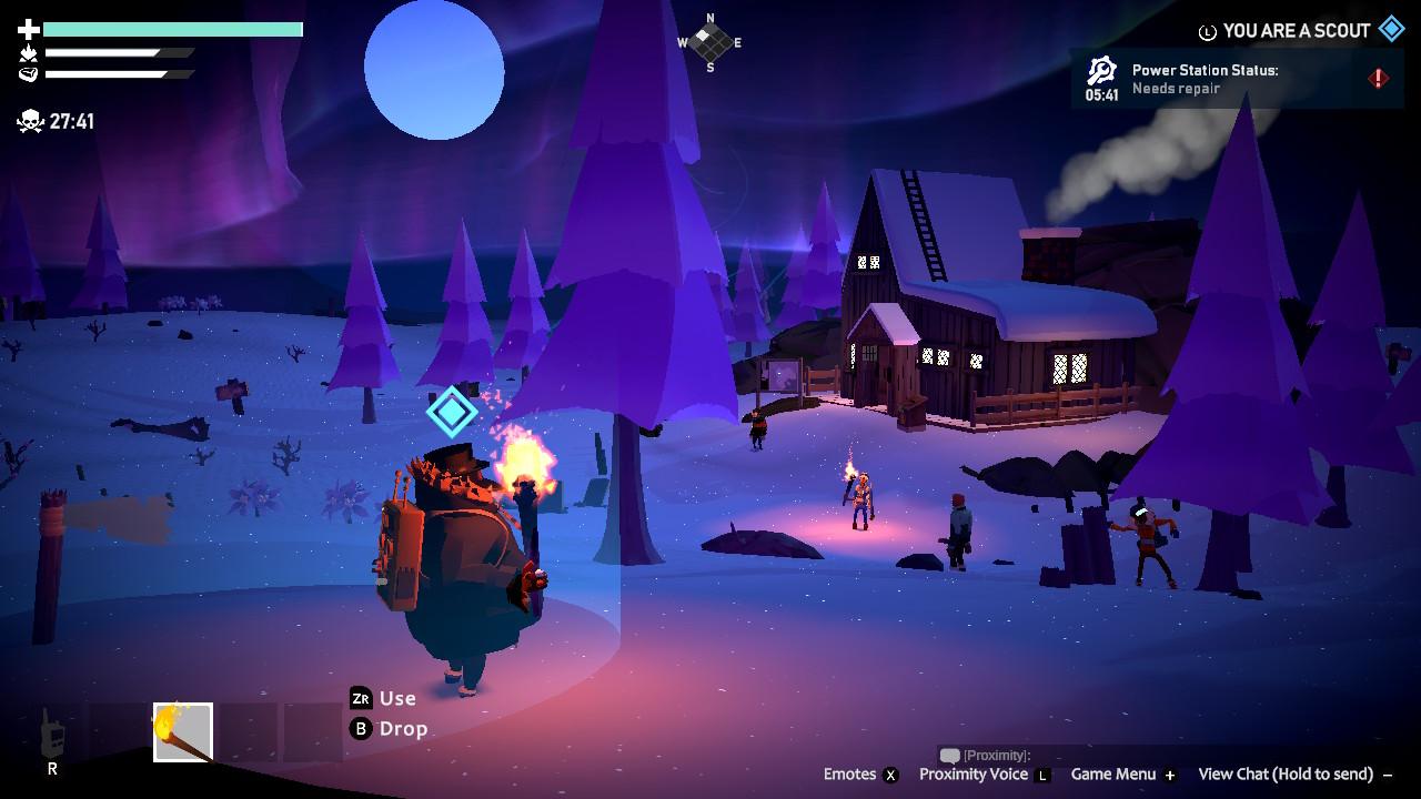 Project Winter - Blackout