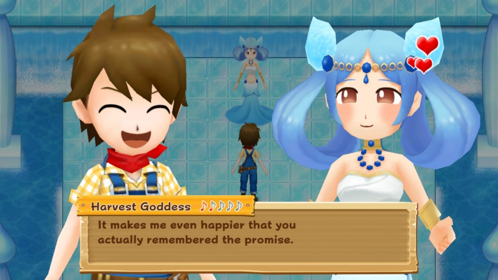 A Divine Marriage/Harvest Moon: Light of Hope Special