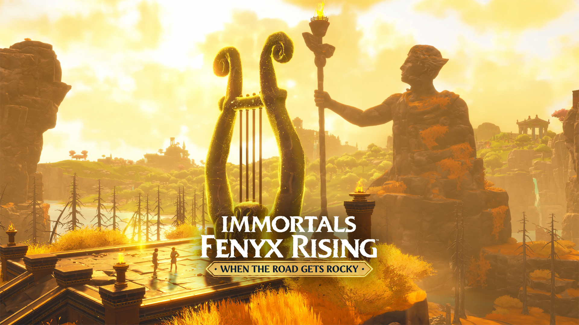 Immortals Fenyx Rising - When The Road Gets Rocky