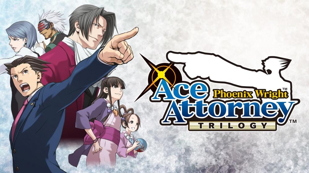 Phoenix Wright Ace Attorney Trilogy Nintendo Switch Eshop Download