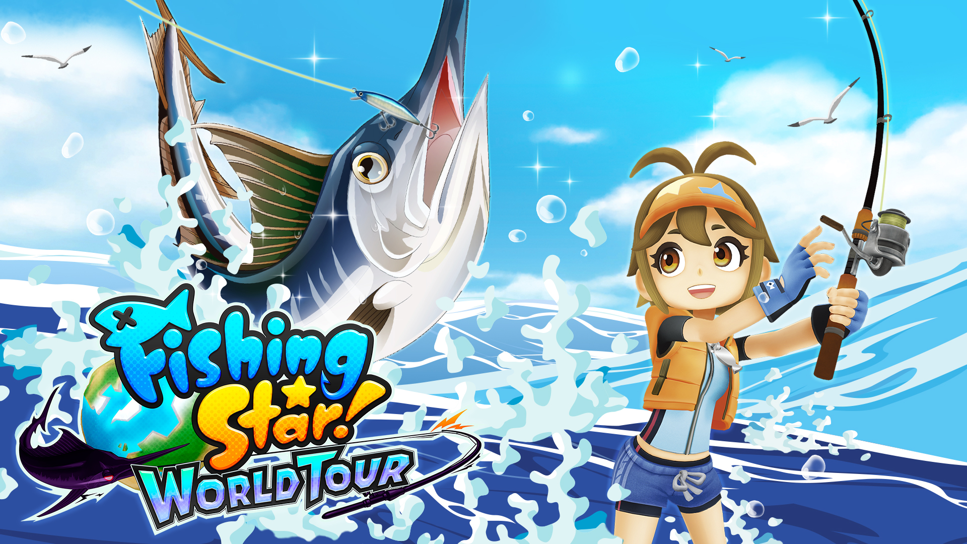 Fishing Star World Tour Nintendo Switch Eshop Download