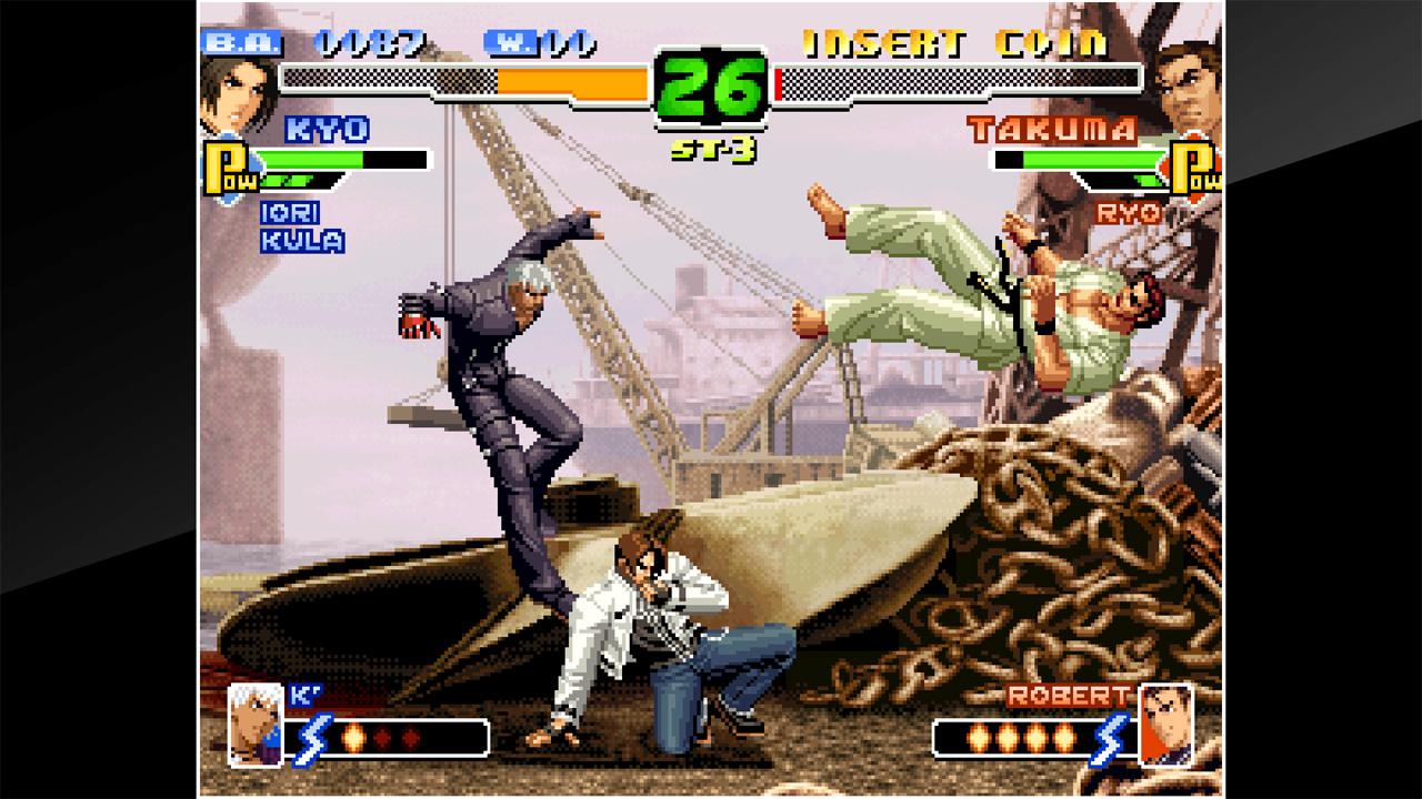 ACA NEOGEO THE KING OF FIGHTERS 2000