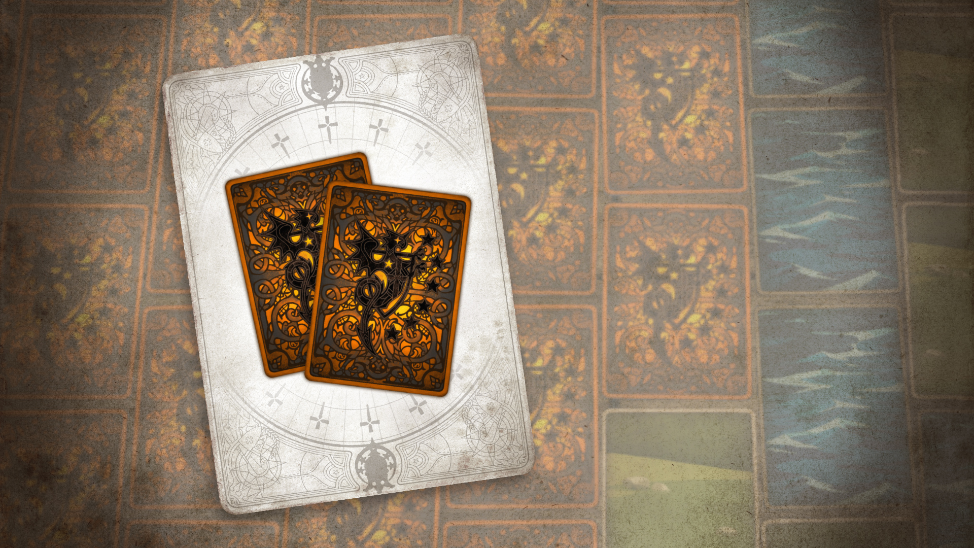 Voice of Cards: The Isle Dragon Roars Golden Dragon Pattern