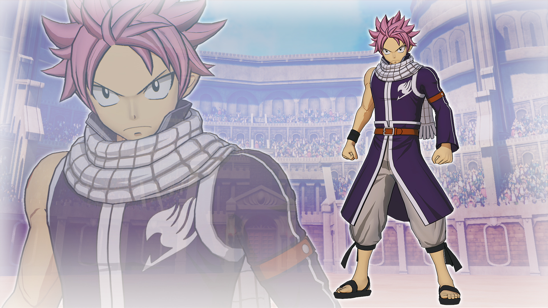 "Natsu's Costume ""Fairy Tail Team A"""