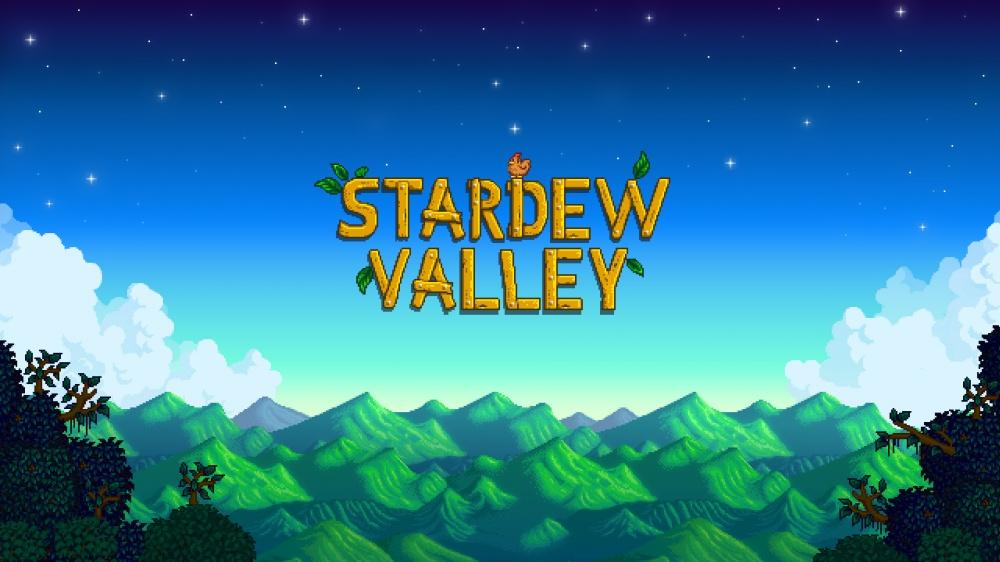 ニンテンドースイッチ:Stardew Valley(スターデューバレー)