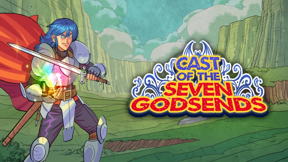 Cast of the Seven Godsends/Nintendo Switch/eShop Download