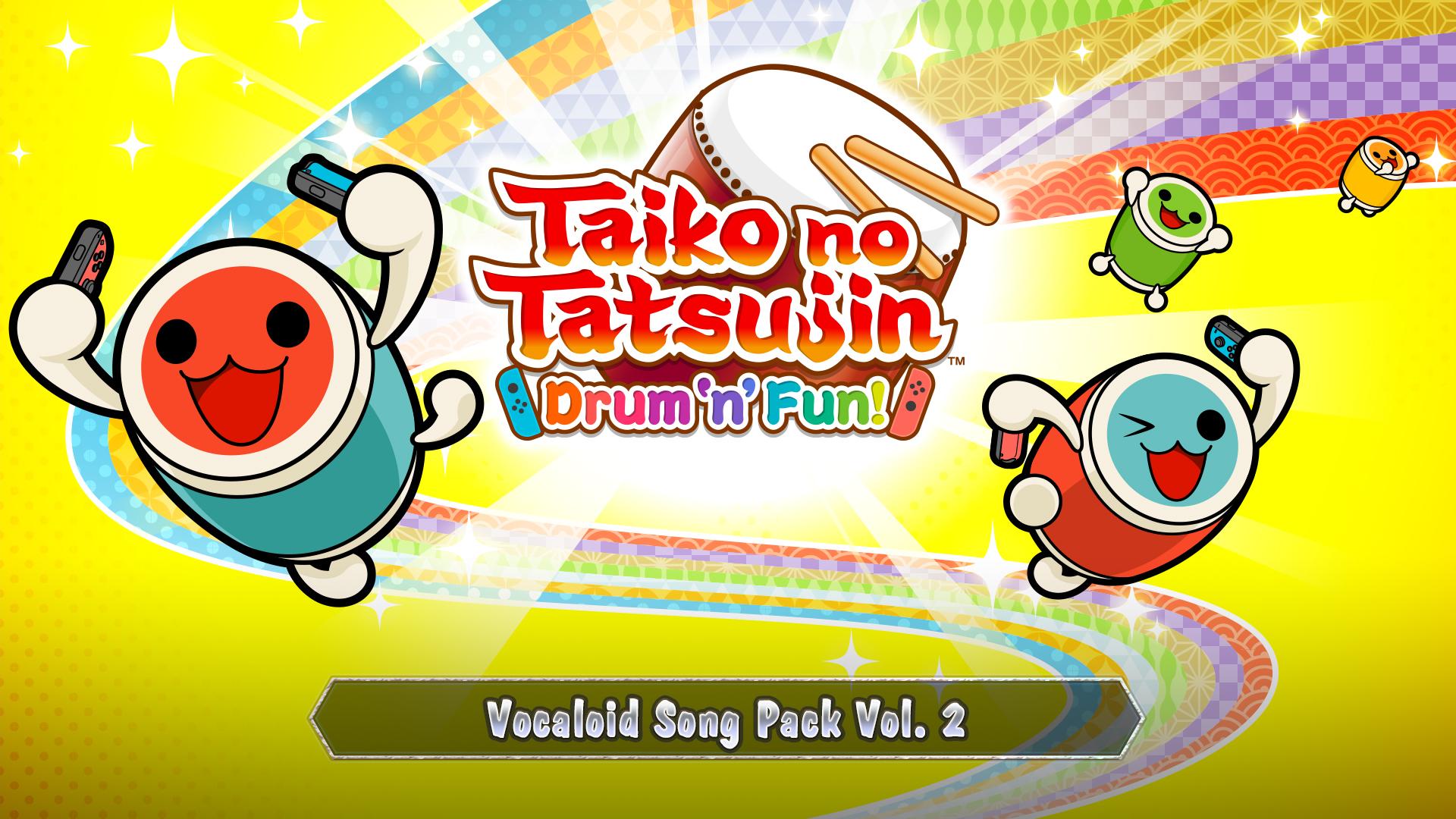 Taiko No Tatsujin DrumnFun Nintendo Switch EShop Download