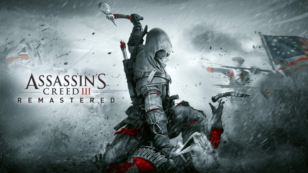 Assassin S Creed Iii Remastered Nintendo Switch Eshop Download