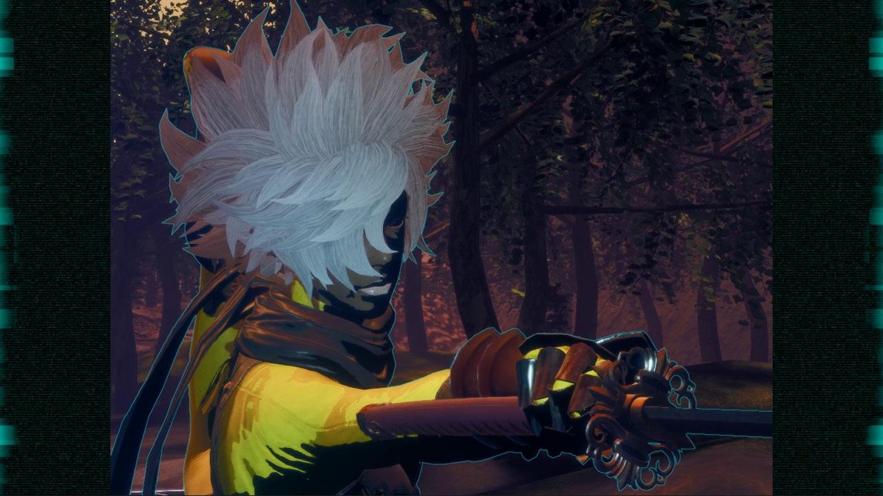 Travis Strikes Again: No More Heroes - DLC #1 Black Dandelion