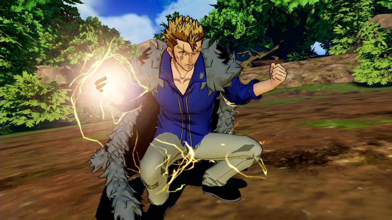 "Laxus's Costume ""Anime Final Season"""