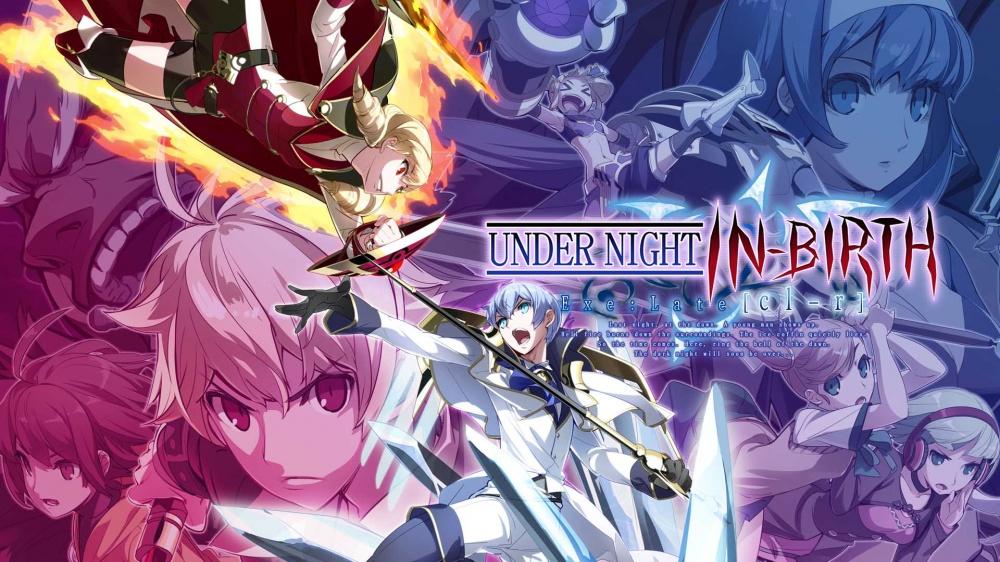 Resultado de imagen de Under Night nintendo
